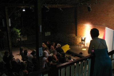Boulder Fringe Audience Awaits